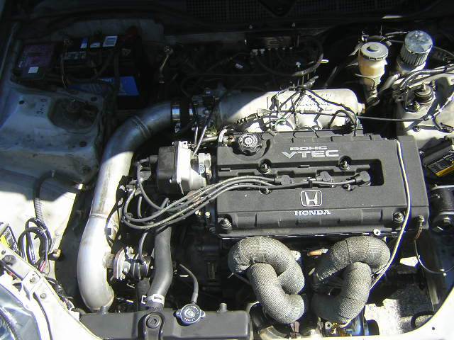 2000  Honda Civic dx Turbo picture, mods, upgrades