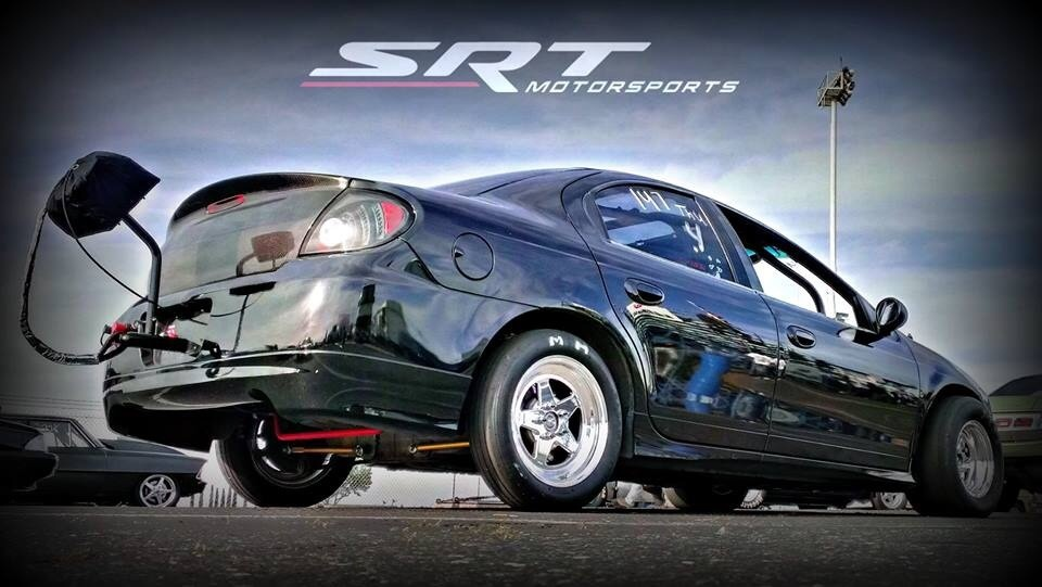 Black 2005 Dodge Neon SRT-4
