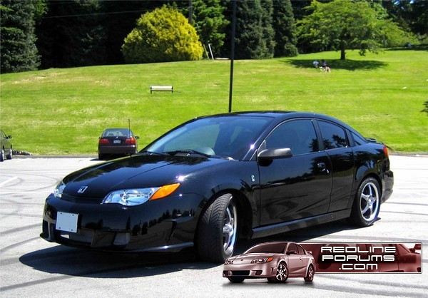 2004 Saturn ION Redline 2.0L Supercharged LSJ