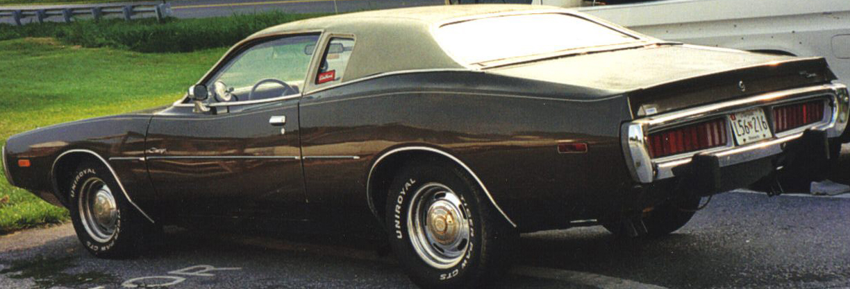 1974 Dodge Charger HT