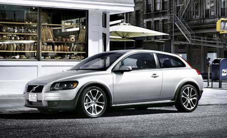2008  Volvo C30 T5 picture, mods, upgrades
