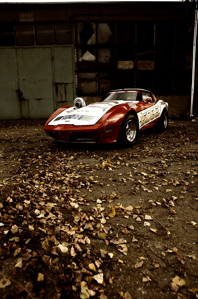 1979 Chevrolet Corvette AWD Turbo by VTG