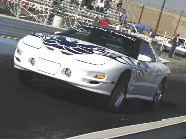 1998 Pontiac Trans Am Coupe