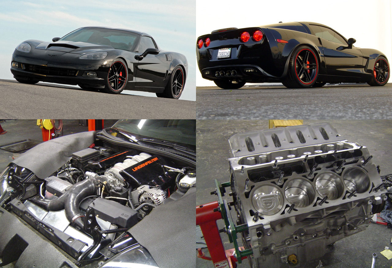 2005 Chevrolet Corvette Z06 APS Twin Turbo