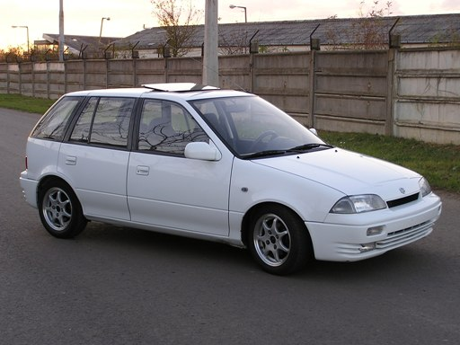 1994 Suzuki Swift GTi 5doors