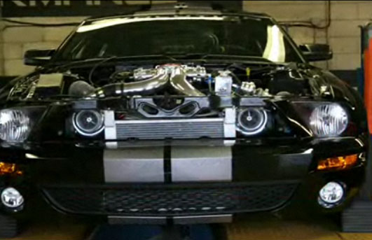 2007 Ford Mustang Shelby-GT500 Twin Turbo