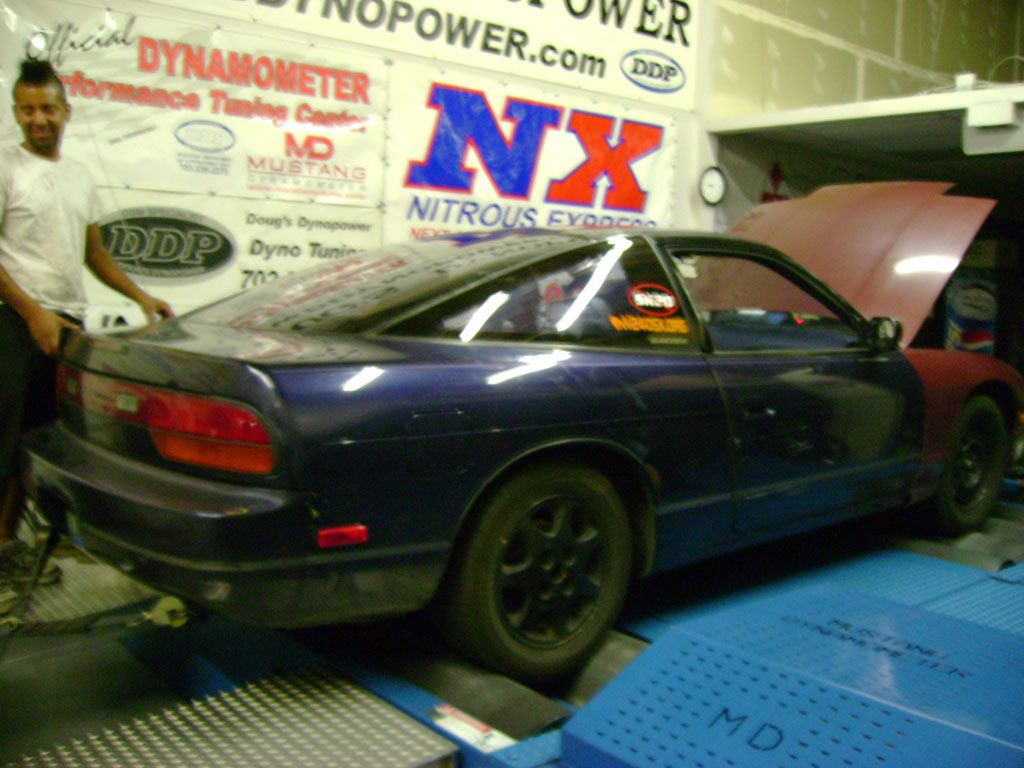1989  Nissan 240SX T3/T4 Turbo picture, mods, upgrades