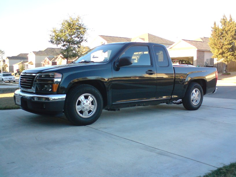 2008 GMC Canyon Ext Cab