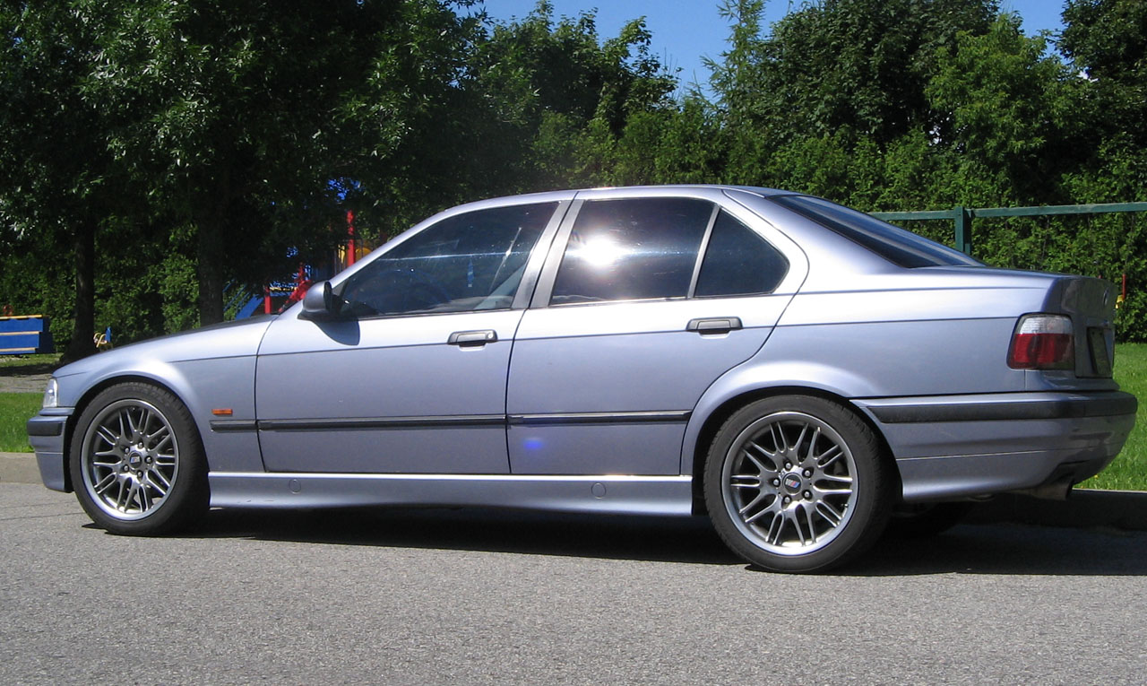 1997 BMW 328i Supercharged