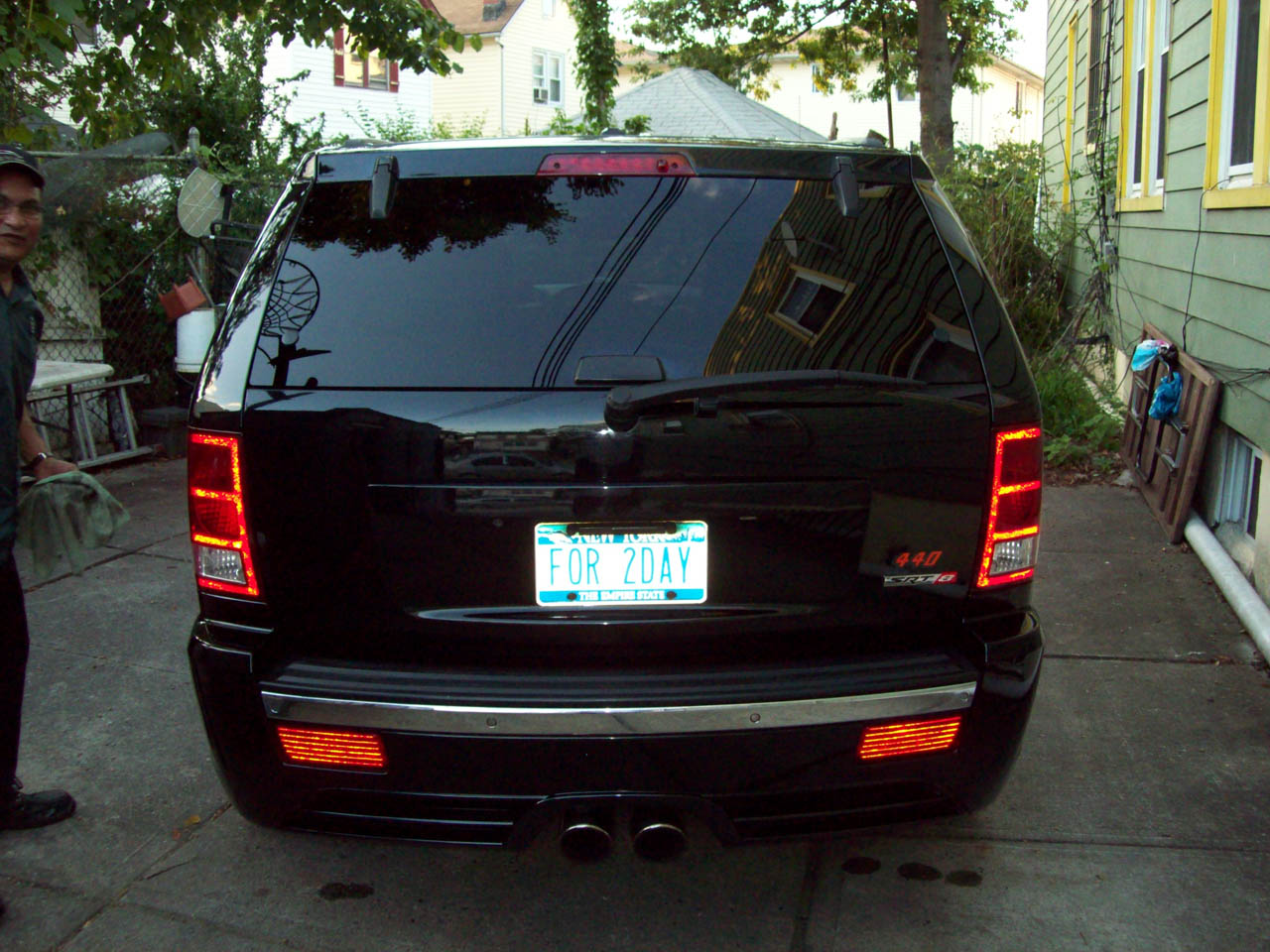 2007 Jeep Cherokee SRT8 Arrington 440