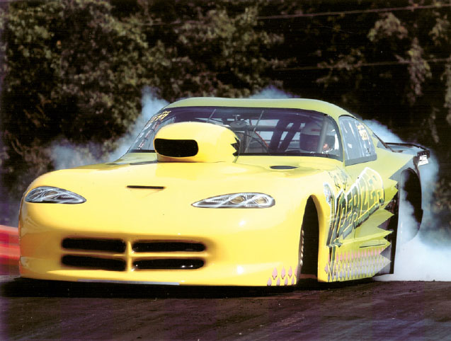 2002 Dodge Viper Jerry Bickel