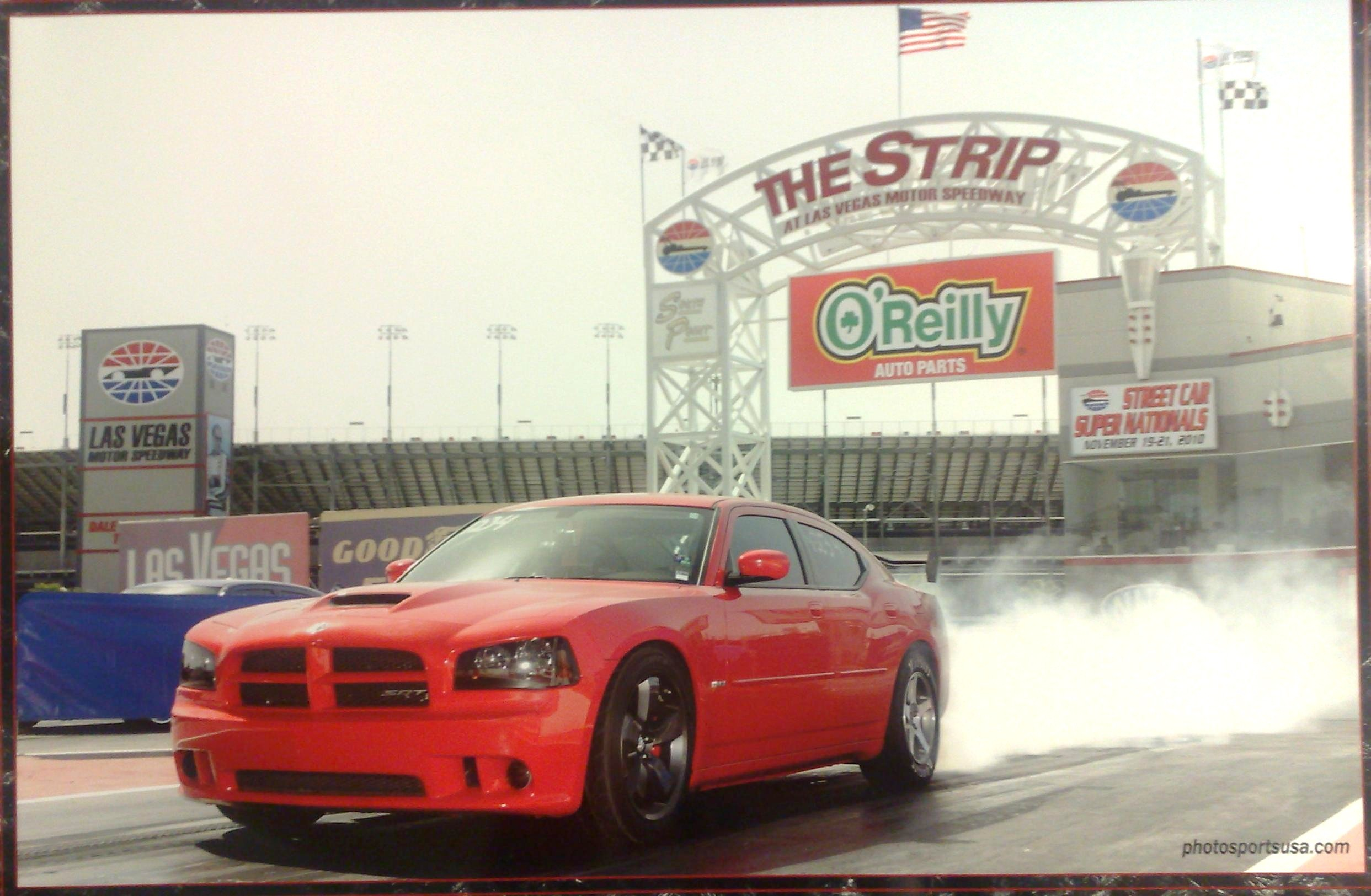torred 2007 Dodge Charger SRT8  426 S/C