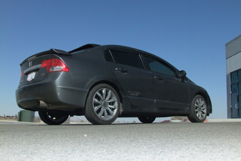 2009  Honda Civic Si picture, mods, upgrades