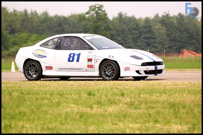 1995 Fiat Coupe 2.0 t16 4x4 drag