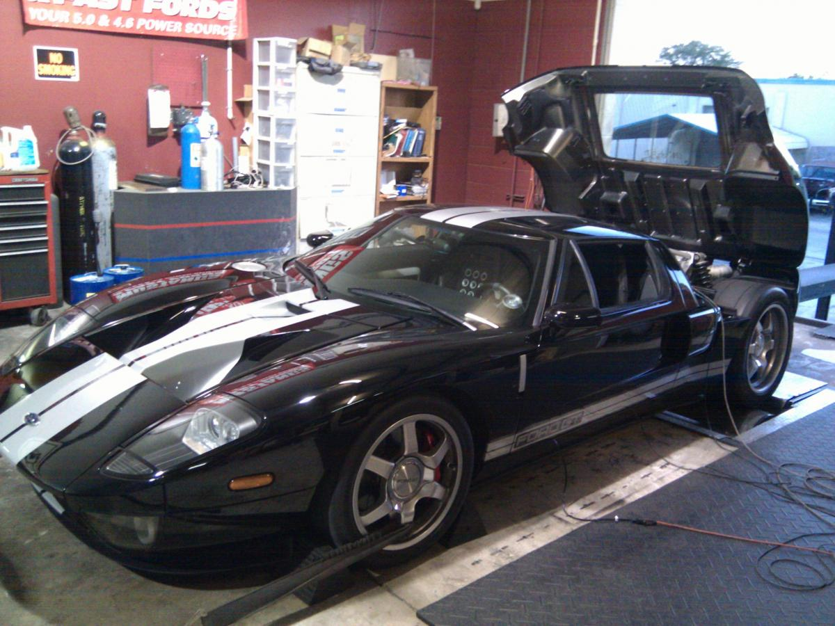 2005 Ford GT Twin Turbo Underground Racing Stage III