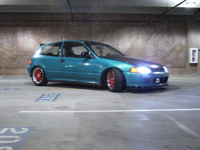 1994 Honda Civic vx