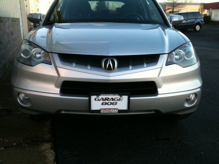 2007  Acura RDX Tech picture, mods, upgrades