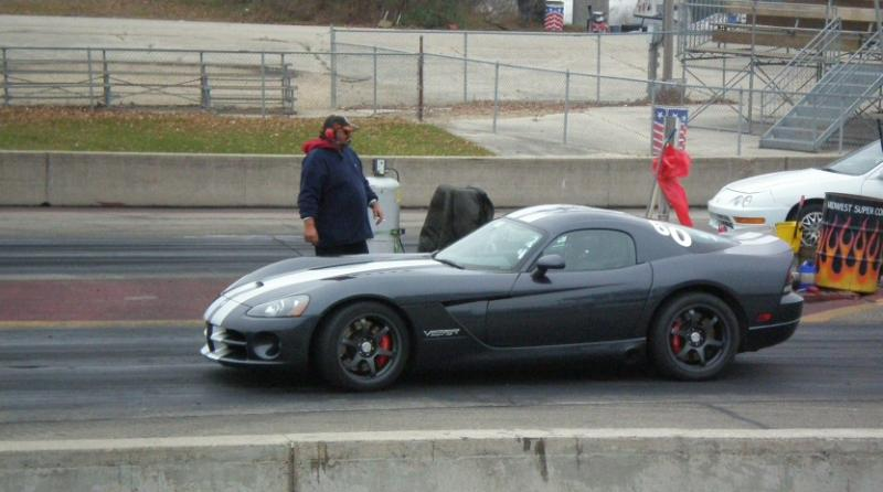 2006 Dodge Viper Paxton Supercharged