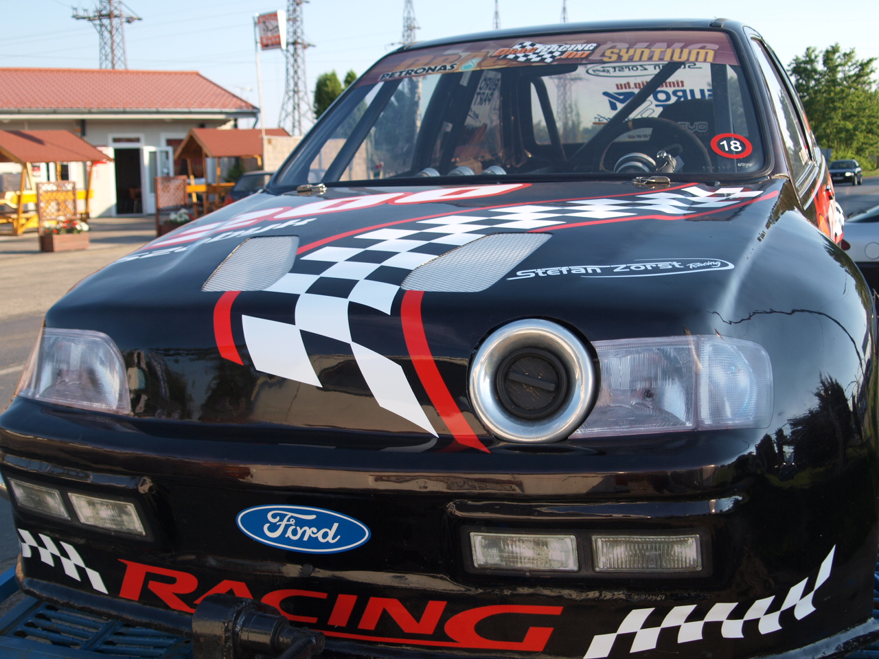 1995  Ford Fiesta Zetec RST picture, mods, upgrades