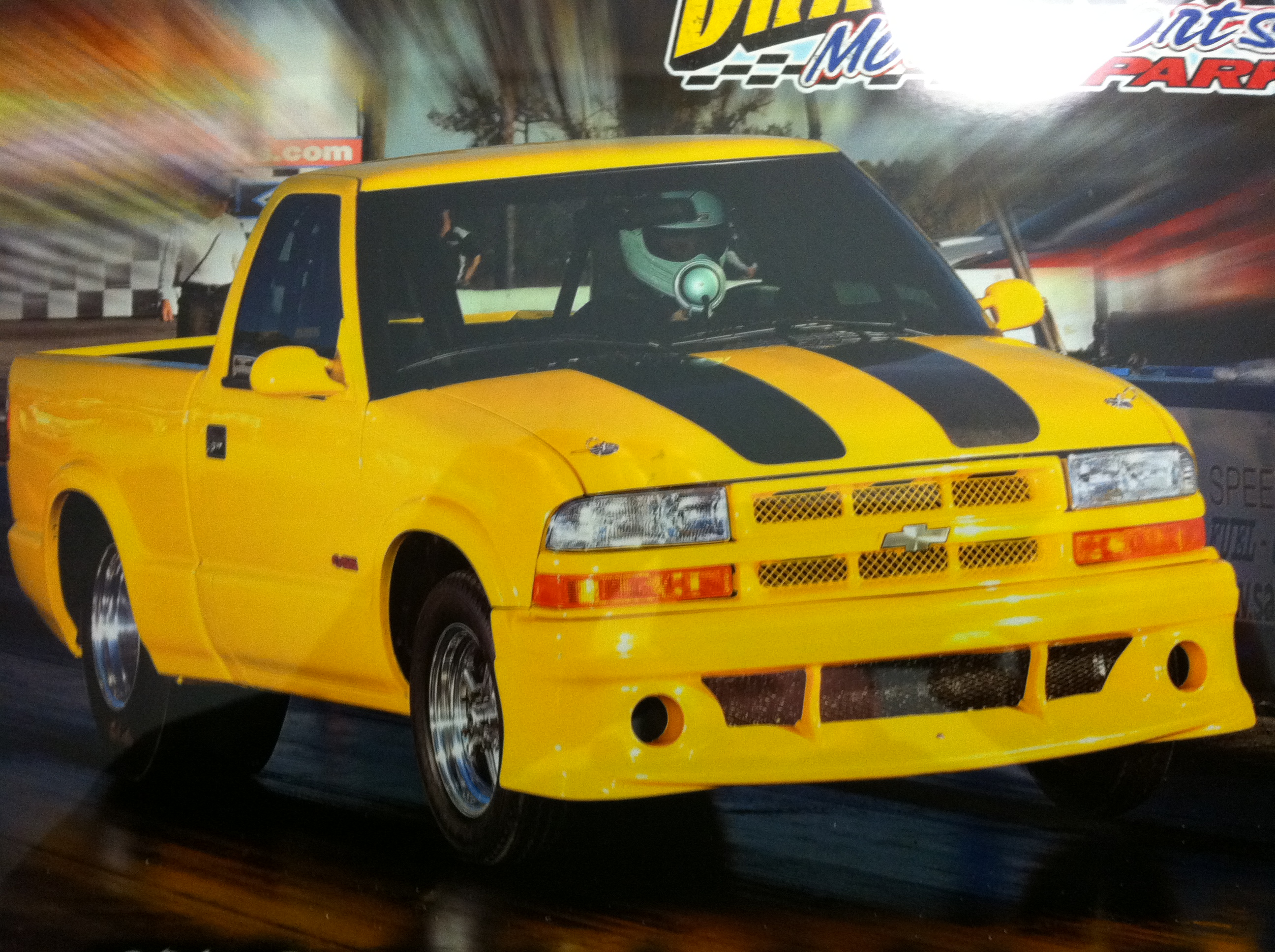 Electric Car 1994 Chevrolet S10 Pickup Electric Powered