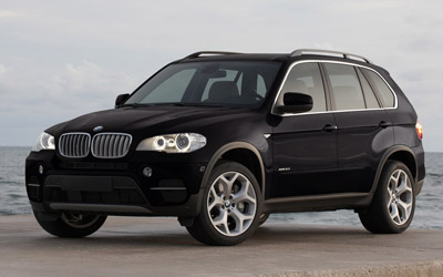 2011 BMW X5 xDrive5 4.4 V8 Twin Turbo