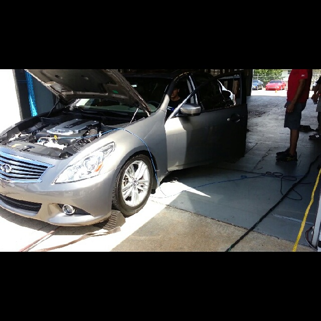 Smoky Quartz 2010 Infiniti G37 Base