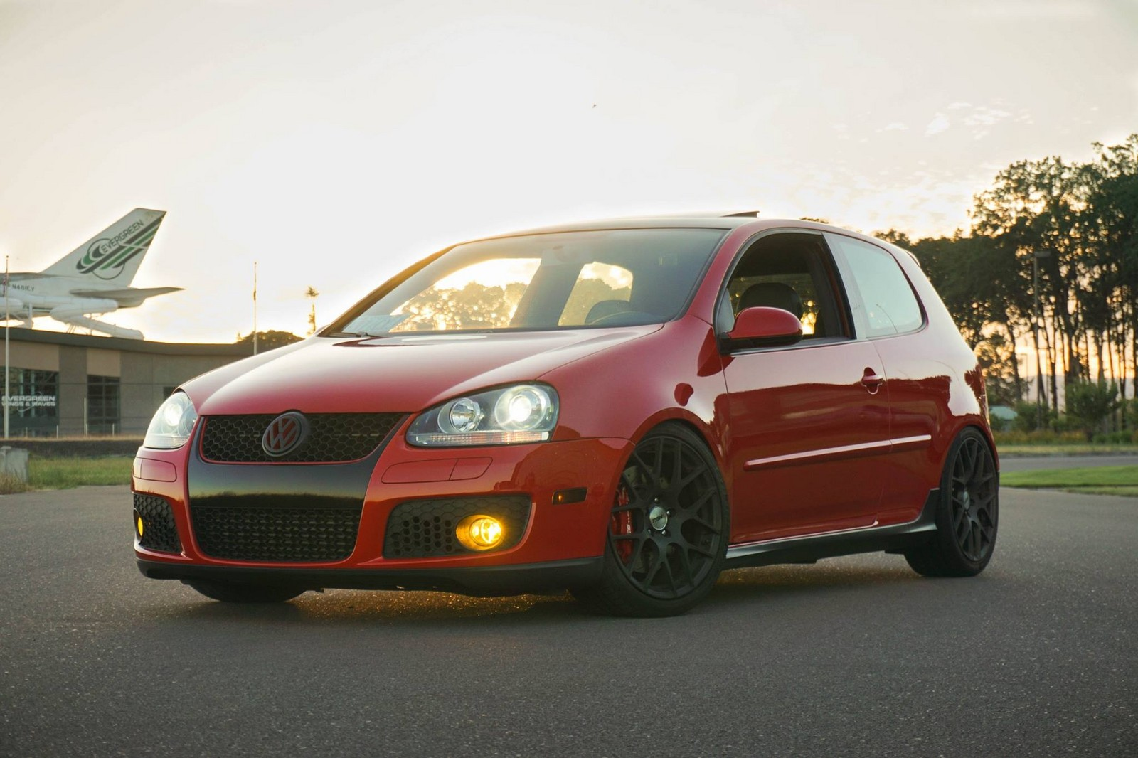 2007 tornado red Volkswagen GTI  picture, mods, upgrades