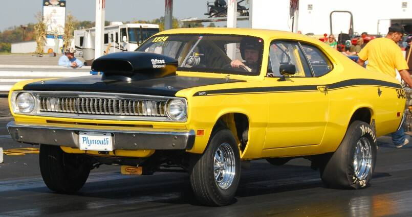 1970  Plymouth Duster  picture, mods, upgrades