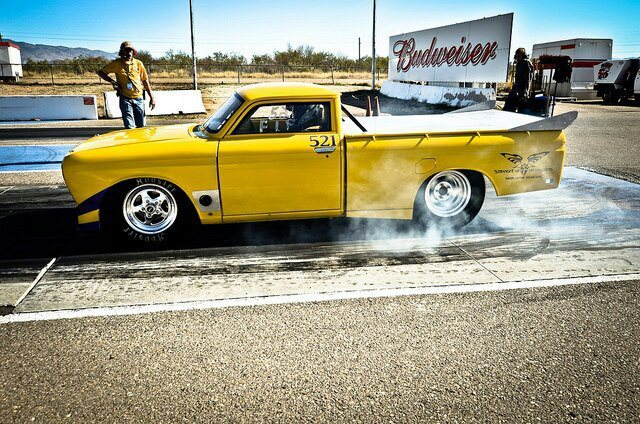1971 Yellow Datsun Pickup PL521 picture, mods, upgrades