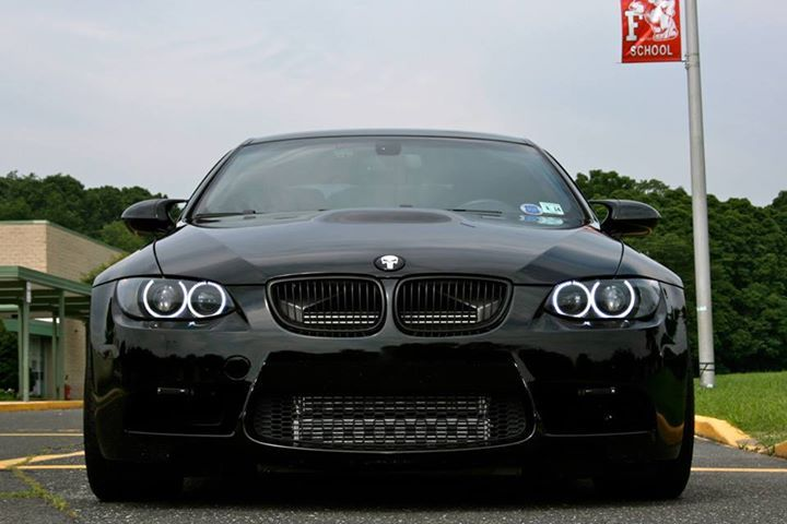 Black/Gray 2009 BMW M3 EVOLVE S/C E92 DCT (7.5 PSI)