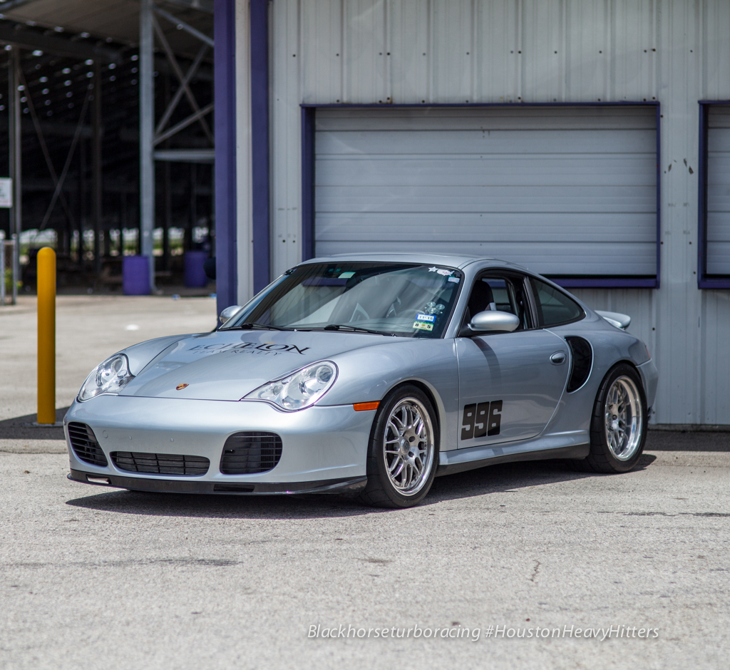 Polar Silver 2001 Porsche 911 Turbo 996