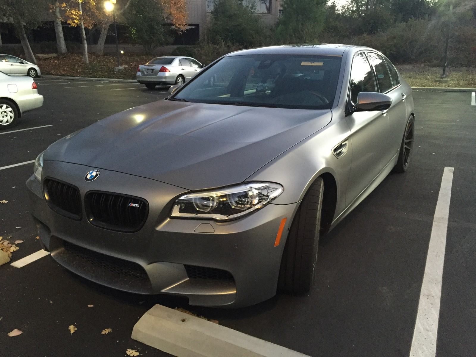2014  BMW M5  picture, mods, upgrades