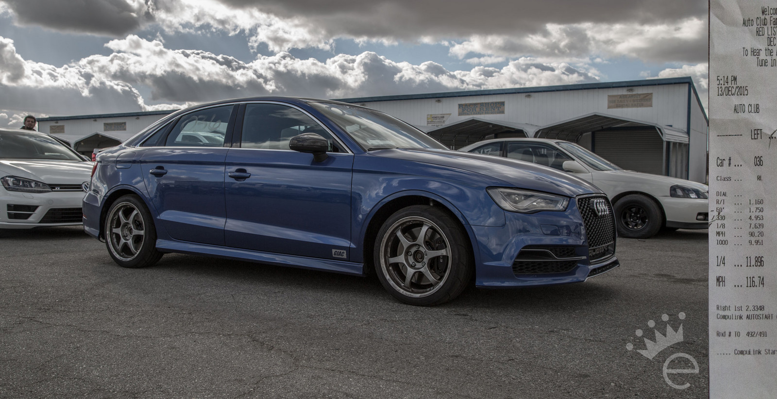 2015 Audi S3 Emmanuele Design Project S3 l GIAC Stage 2