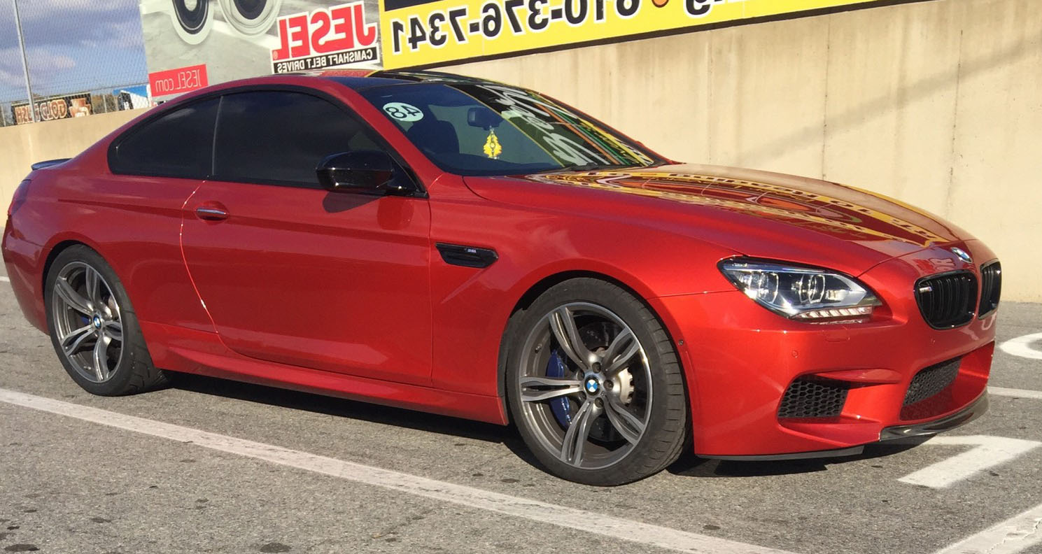 2013 Sakhir Orange BMW M6 Coupe picture, mods, upgrades