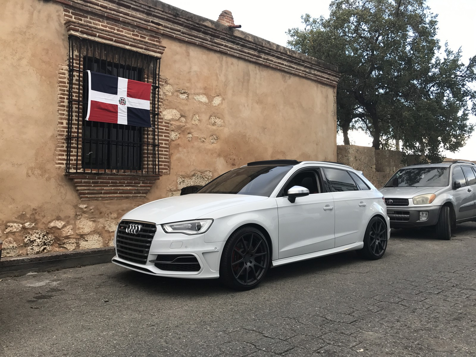 2015 White Audi S3  picture, mods, upgrades