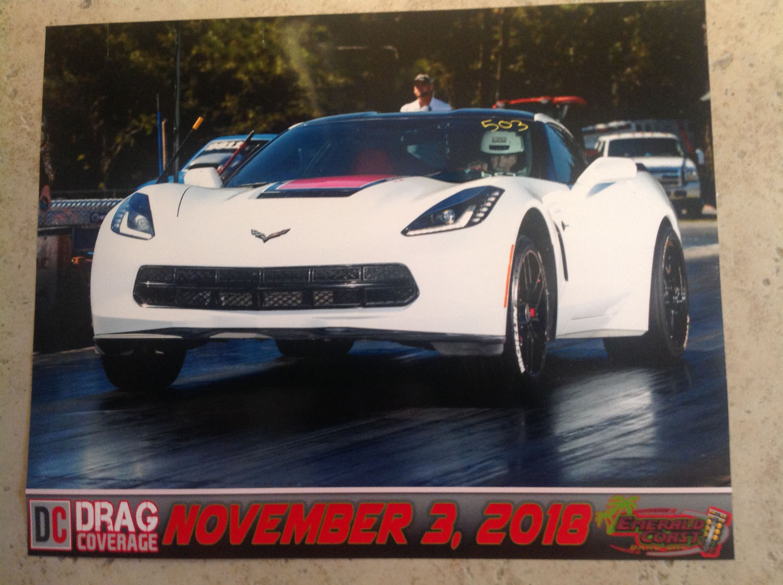 White 2014 Chevrolet Corvette Z51