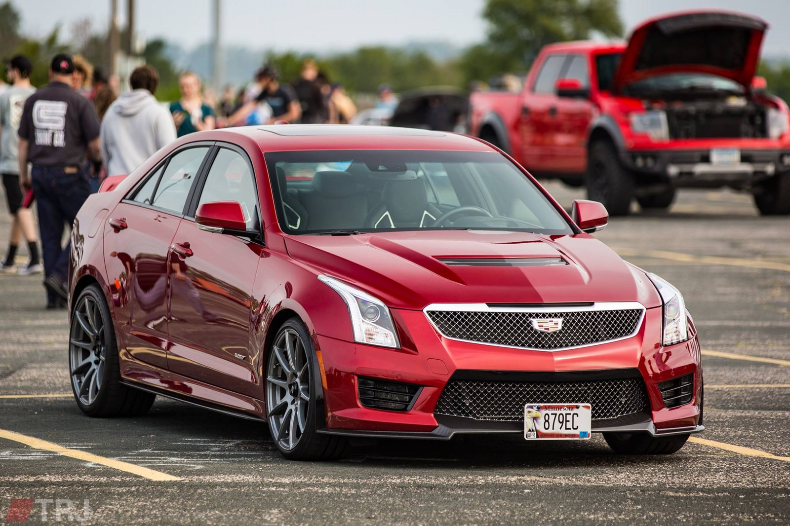 2016  Cadillac ATS-V  picture, mods, upgrades