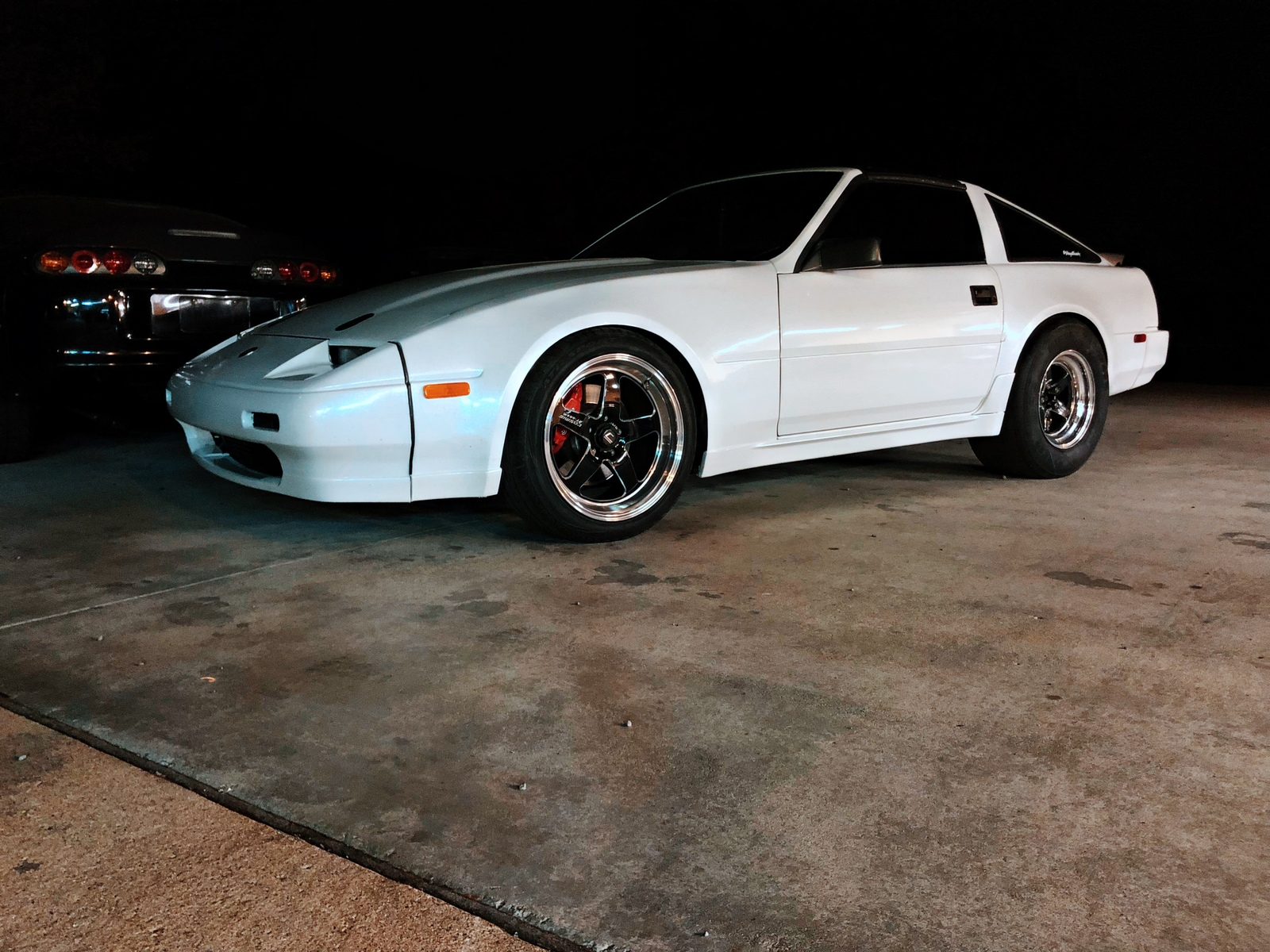 1988 White  Nissan 300ZX  picture, mods, upgrades