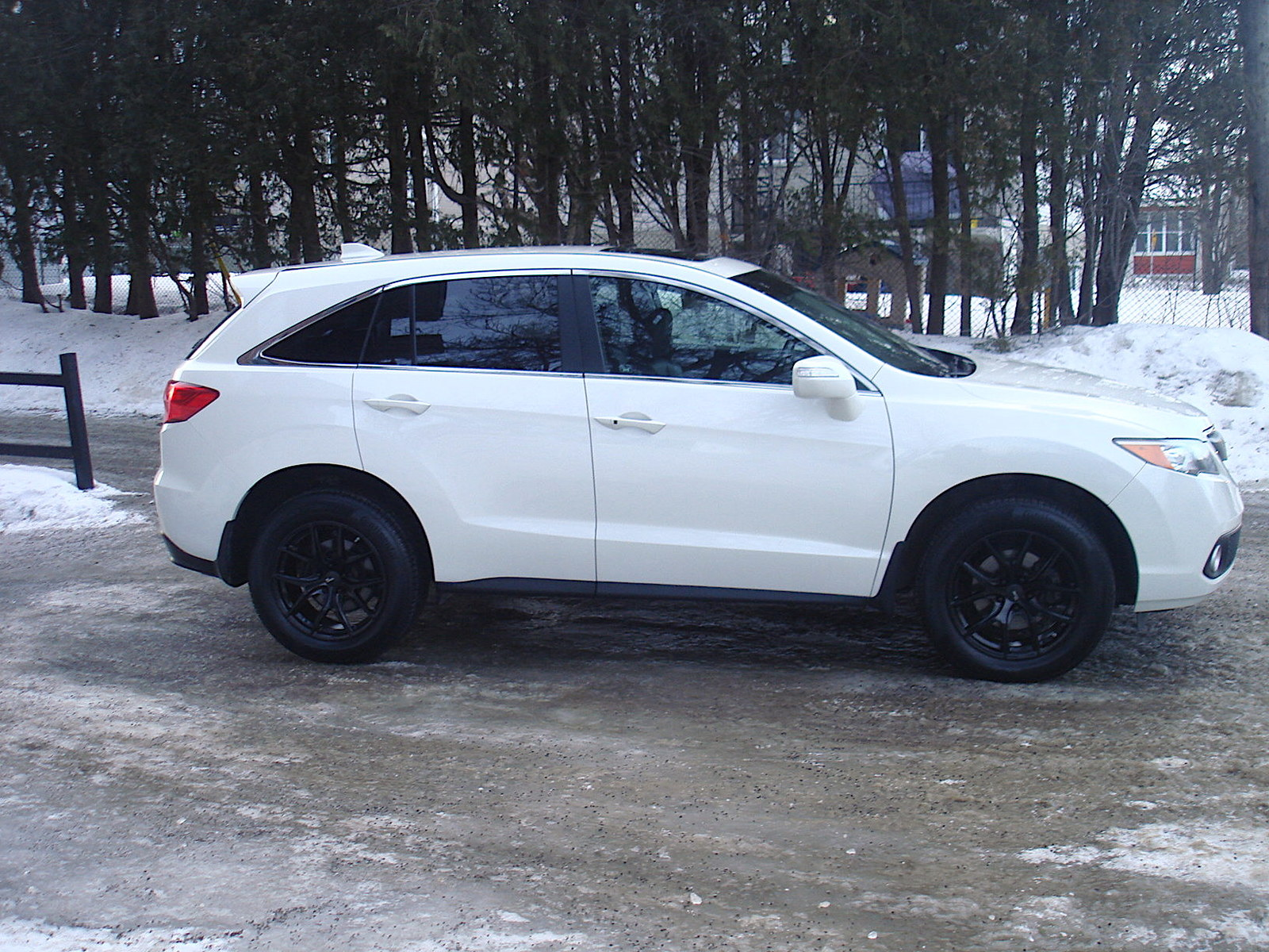 2013 white Acura RDX base picture, mods, upgrades