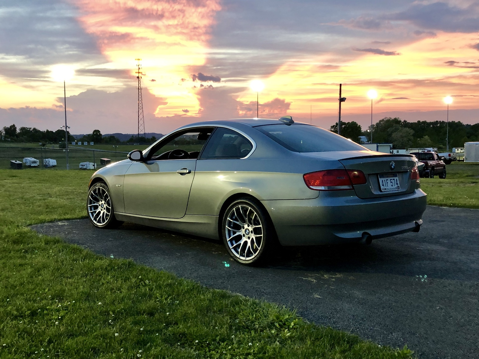 2008 Space Grey BMW 335xi  picture, mods, upgrades