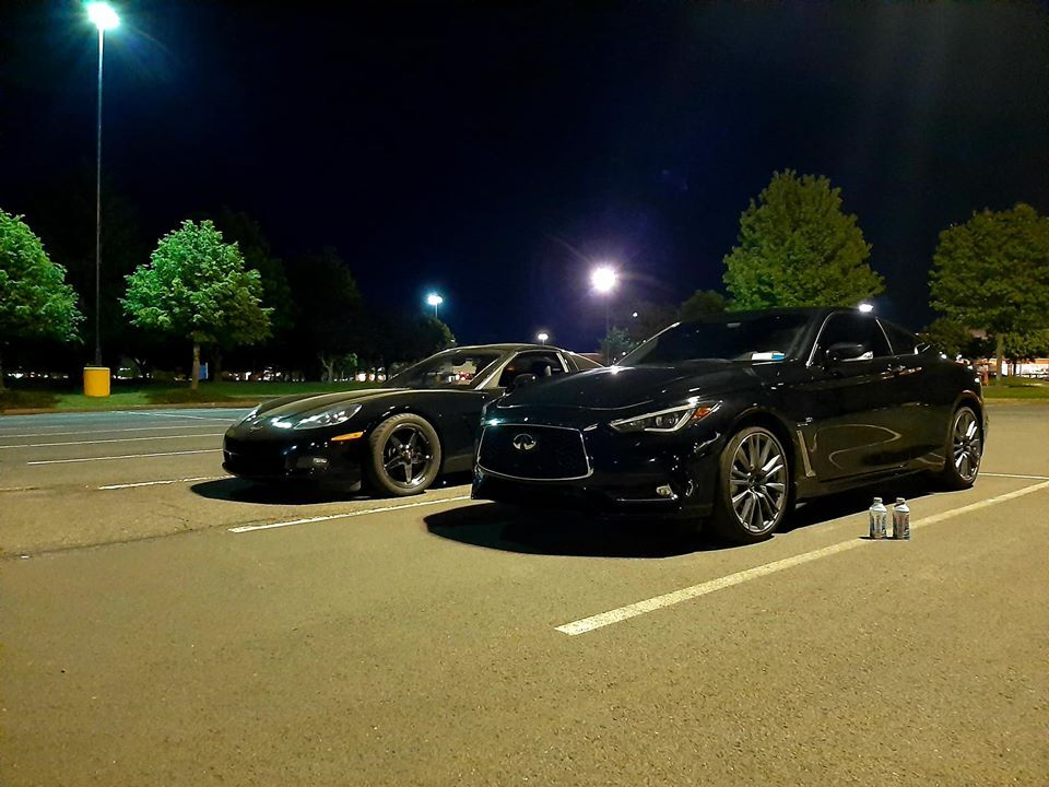 2017 black Infiniti Q60 SS picture, mods, upgrades