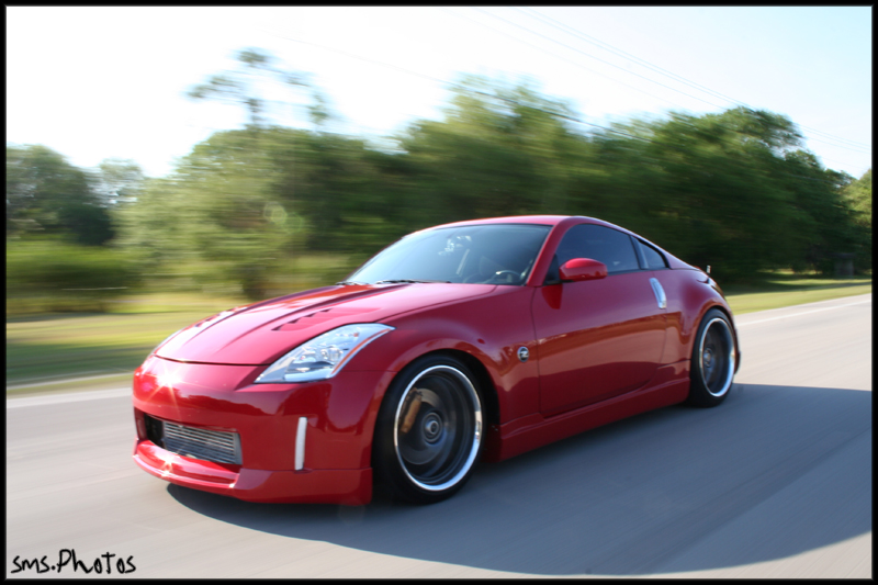 2003 Nissan 350Z Single Turbo