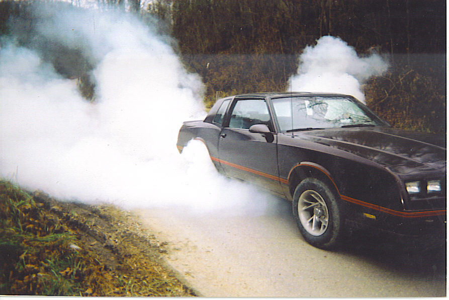 1987  Chevrolet Monte Carlo SS picture, mods, upgrades