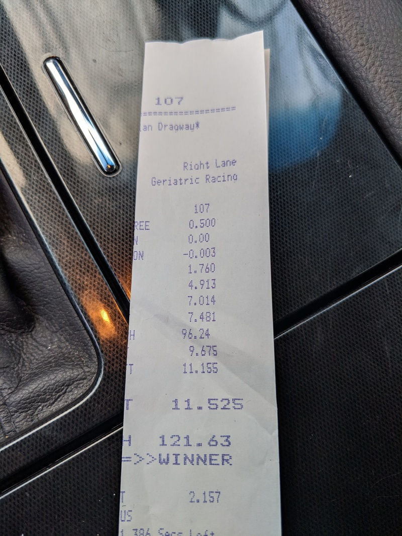 2013 Black Ford Taurus SHO Timeslip Scan
